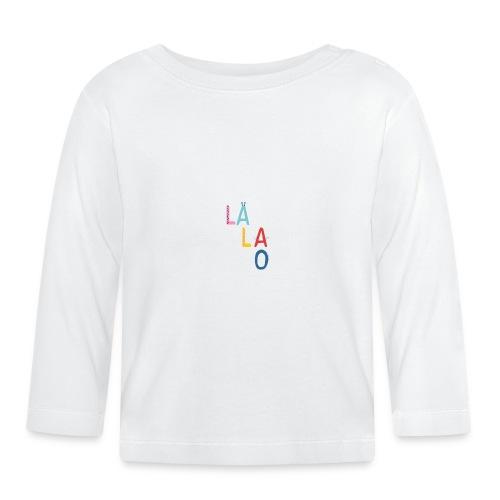 Lalao - Maglietta a manica lunga per bambini