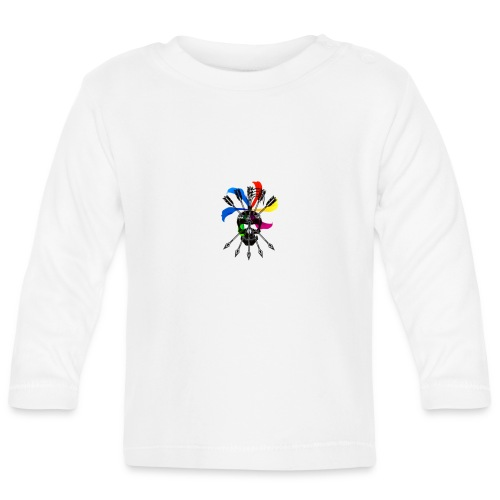 Blaky corporation - Camiseta manga larga bebé