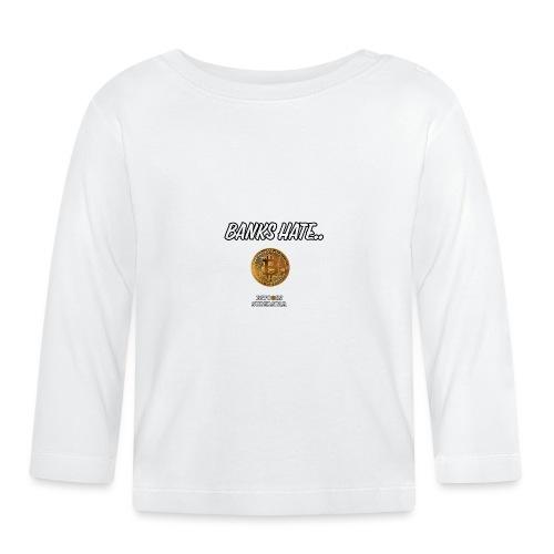 Baks hate - Maglietta a manica lunga per bambini