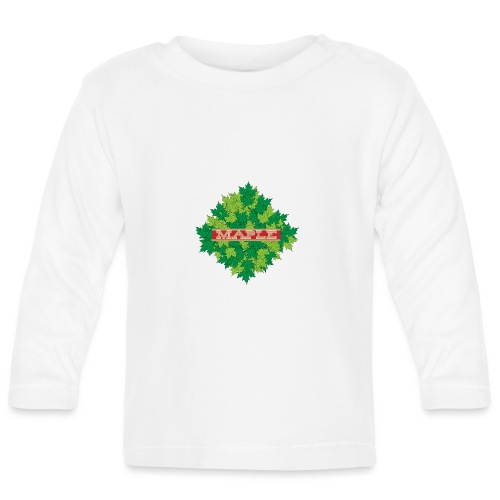 maple - Baby Langarmshirt