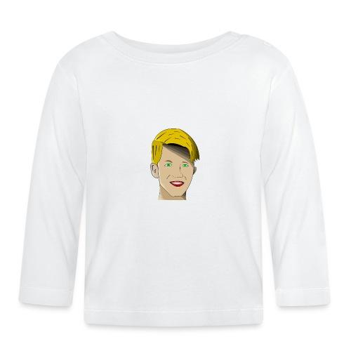 Adlorf - Koszulka niemowlęca z długim rękawem