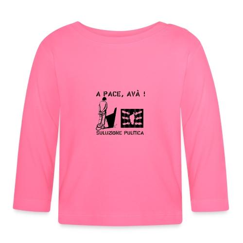 A PACE AVA 2 - T-shirt manches longues Bébé