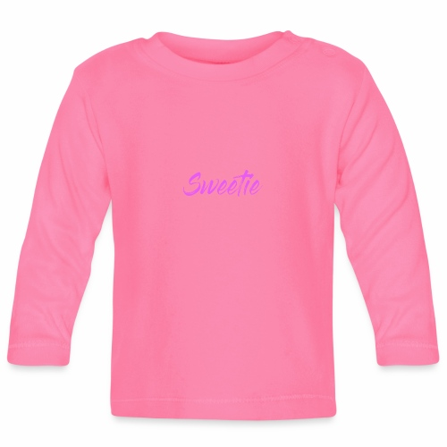 Sweetie - Baby Long Sleeve T-Shirt