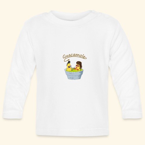 Guacamole - Camiseta manga larga bebé