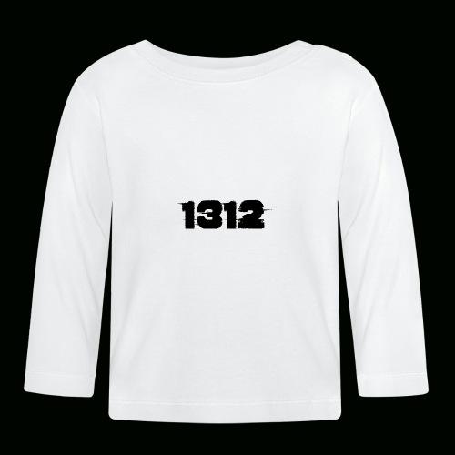 1312 - Baby Langarmshirt
