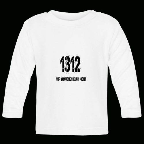 1312 BOSS - Baby Langarmshirt