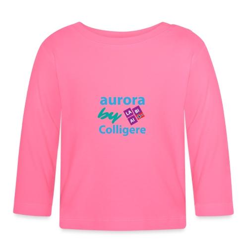 Aurora by Colligere - Langarmet baby-T-skjorte