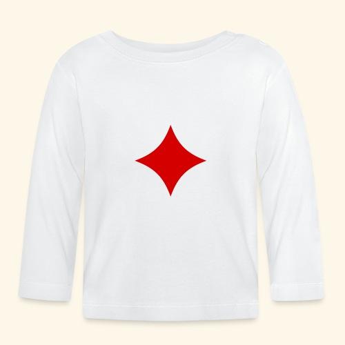 Poker - Baby Langarmshirt