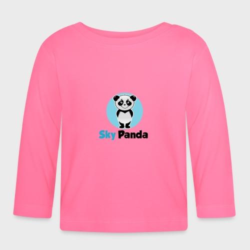 Panda Cutie - Baby Langarmshirt