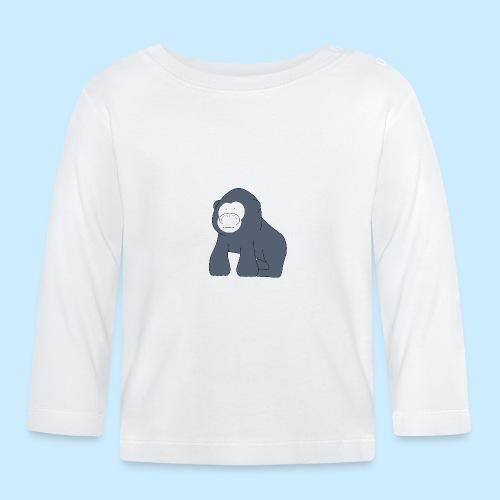 Baby Gorilla - Baby Long Sleeve T-Shirt