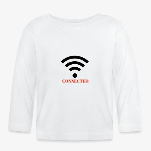 CONNECTED - Långärmad T-shirt baby