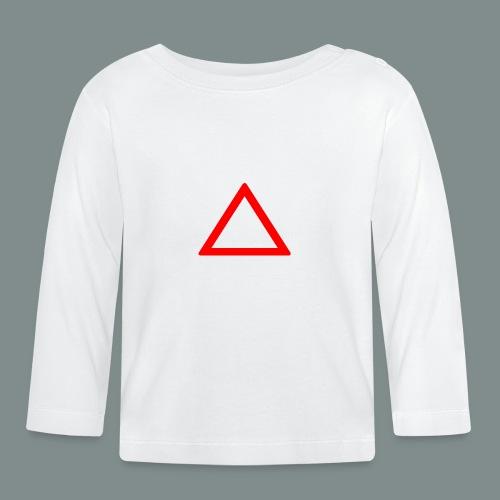 Attention batteur - T-shirt manches longues Bébé