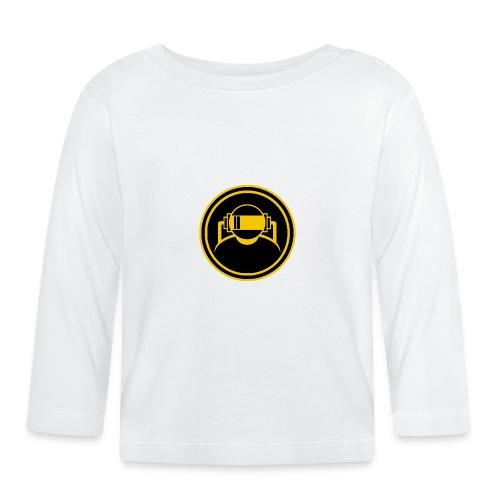 Mens Slim Fit T Shirt. - Baby Long Sleeve T-Shirt