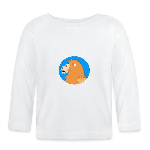 leon - Camiseta manga larga bebé