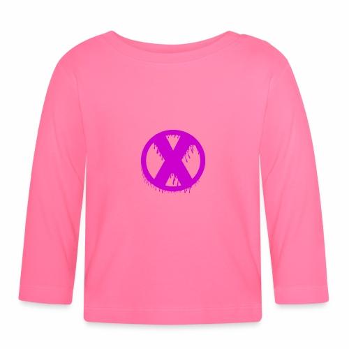 X - T-shirt manches longues Bébé