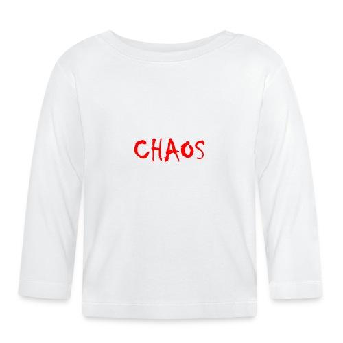 Chaos tshirt ✅ - Baby Langarmshirt
