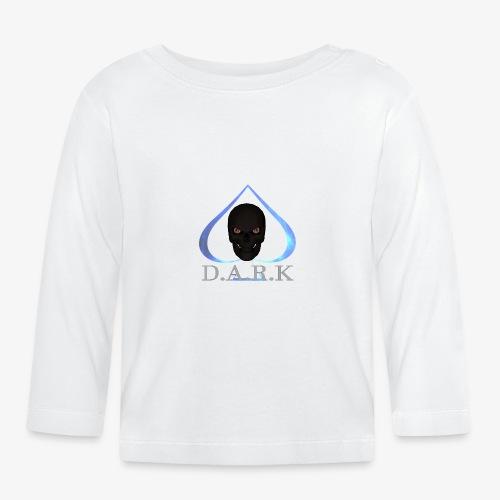 FB Logo 2017 trans halb - Baby Long Sleeve T-Shirt