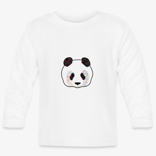 Panda - T-shirt manches longues Bébé