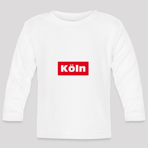 Köln - Baby Langarmshirt