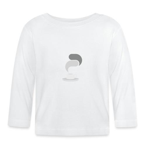 cafe.png - T-shirt manches longues Bébé
