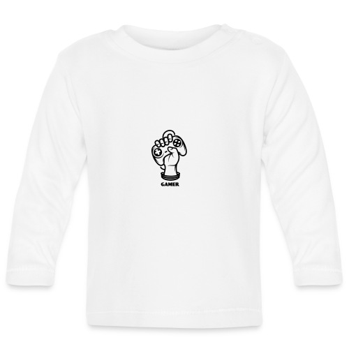 Gamer - Baby Langarmshirt