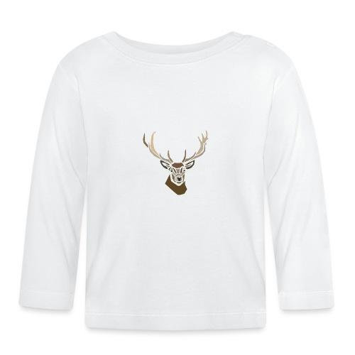 cerf-spread - T-shirt manches longues Bébé