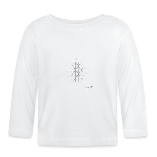 mathematique du centre_de_lunivers - T-shirt manches longues Bébé