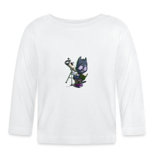Li'l Wolfie: SiLee Films - Baby Long Sleeve T-Shirt