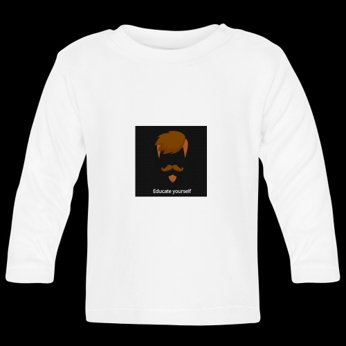 educate yourself - Baby Long Sleeve T-Shirt
