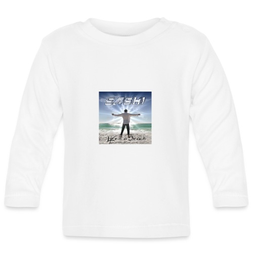 Life Is A Beach Cover - Baby Long Sleeve T-Shirt