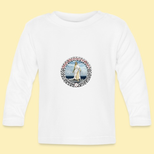 Ordre Druidique de Dahut Logo - T-shirt manches longues Bébé