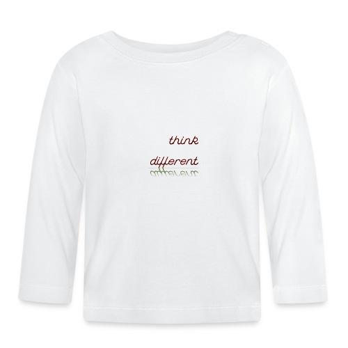 thinkdifferent - Baby Langarmshirt