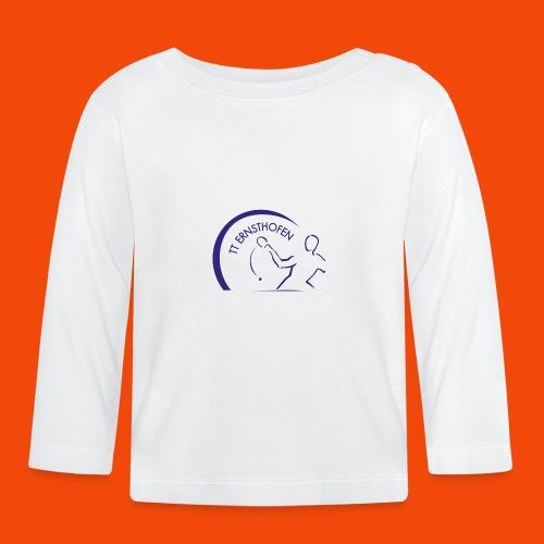 TTE Logo - Baby Langarmshirt