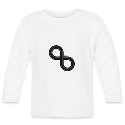 Scalextric 8 - Baby Long Sleeve T-Shirt
