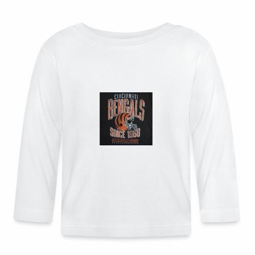 American fotboll, Chicago Bears - Långärmad T-shirt baby