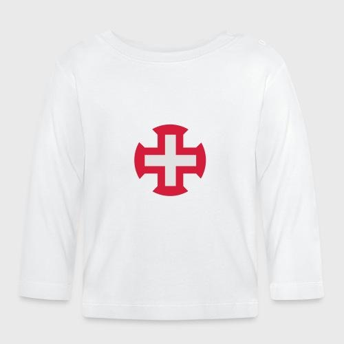 Croix du Portugal - T-shirt manches longues Bébé
