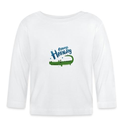 Always Hangry - Baby Langarmshirt
