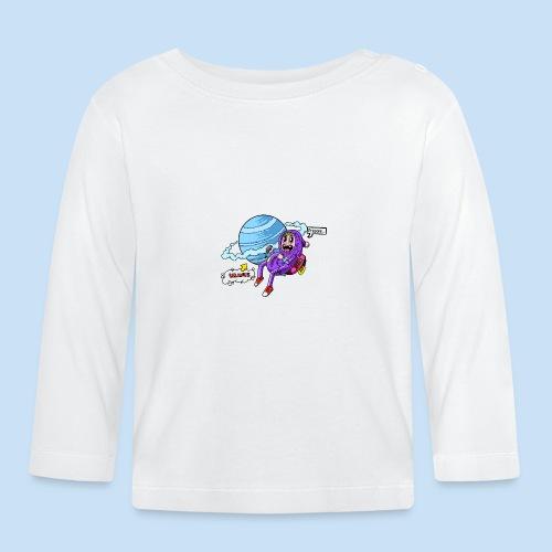Prepare Uranus - Baby Langarmshirt