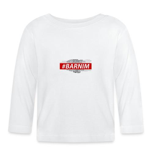 HASHTAG BARNIM - Baby Langarmshirt