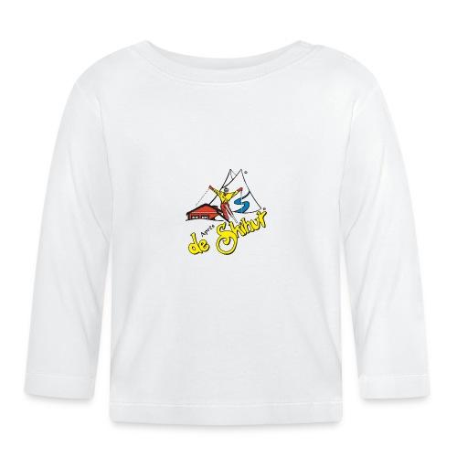 14787 fl tshirt logo skihut rotterdam - T-shirt