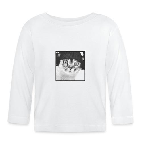 DJ CHAT - T-shirt manches longues Bébé