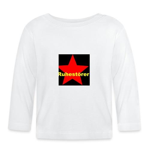 Ruhestörer - Baby Langarmshirt