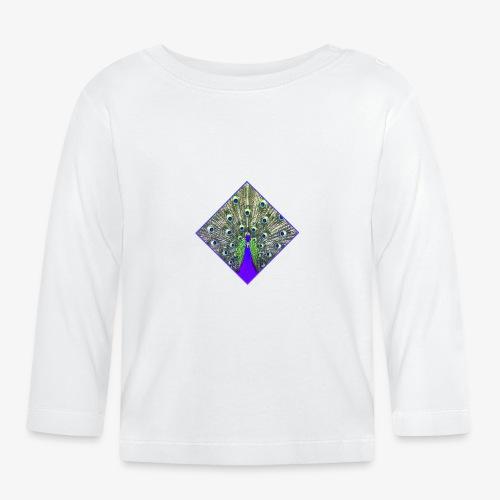 happy paon - T-shirt manches longues Bébé