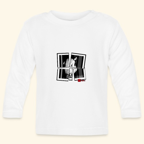asia art 3 - T-shirt manches longues Bébé