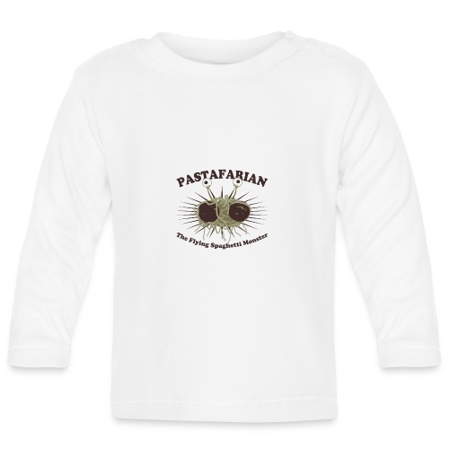 The Flying Spaghetti Monster - Baby Long Sleeve T-Shirt