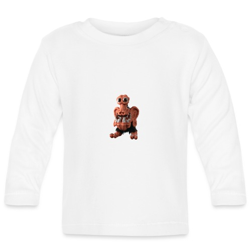 Very positive monster - Baby Long Sleeve T-Shirt