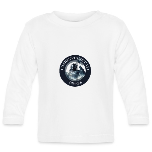 Logotype-2 - Långärmad T-shirt baby