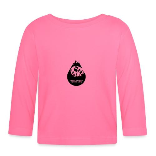 ISULA MORTA - T-shirt manches longues Bébé