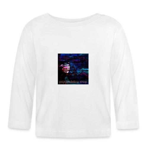 Graffiti design - Långärmad T-shirt baby