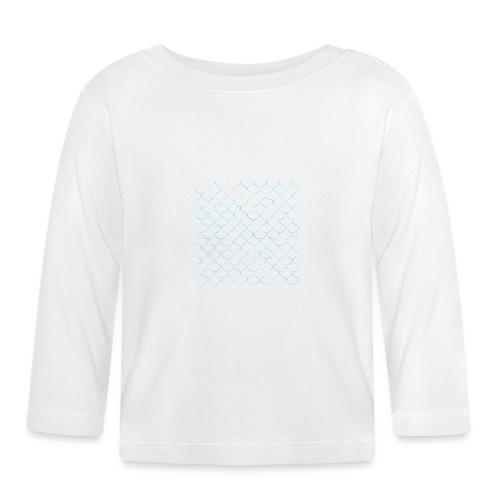 Mermaid scales - T-shirt manches longues Bébé